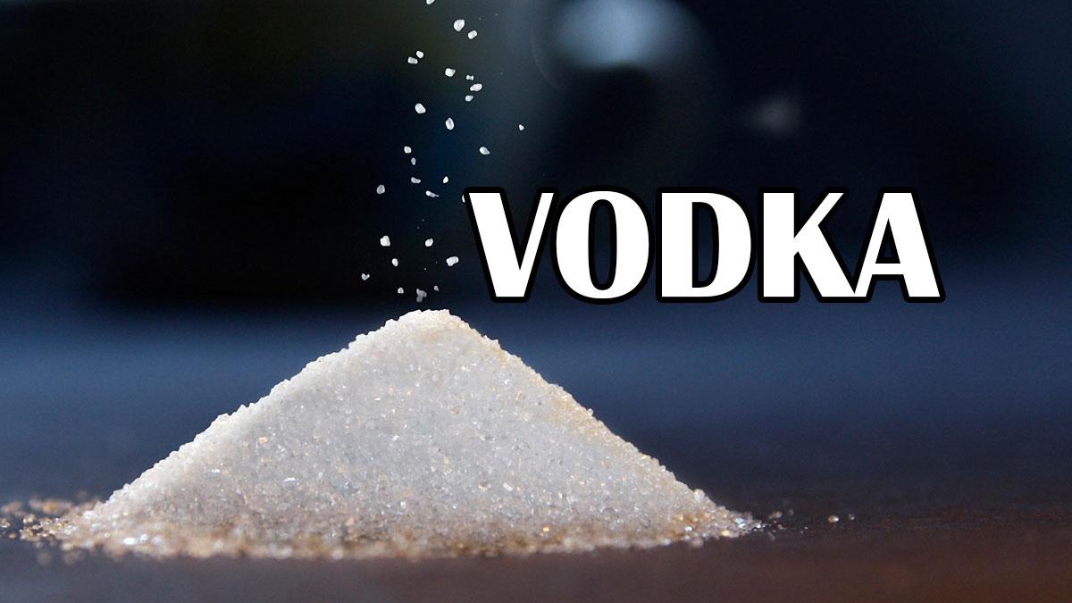 Sugar Vodka